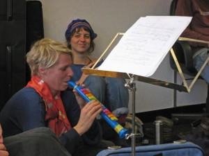 Searching for Ennio Morricone, Rehearsal 2, Nov 2010