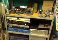 Projection Room Shelf Detail